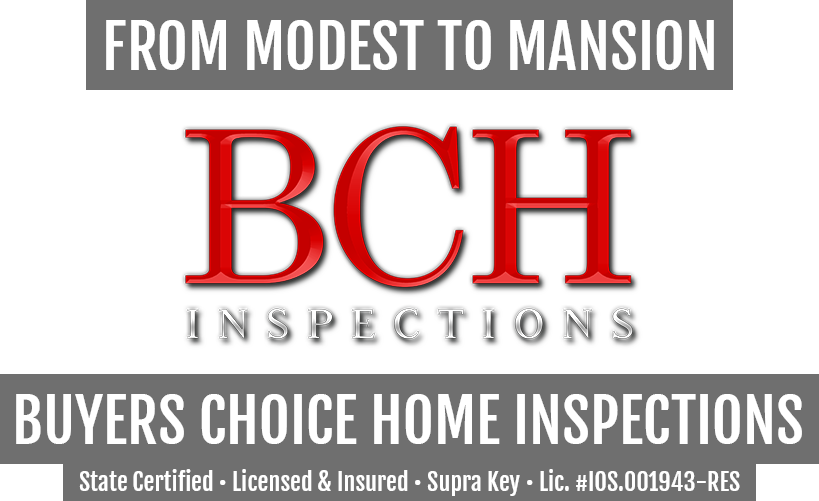 From Modest to Mansion - BCH Inspections